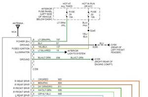 Ford explorer radio wiring diagram further 1998 ford expedition radio