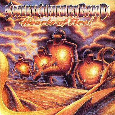 Flipsidem Sweet Comfort Band Hearts Of Fire
