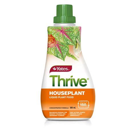 E Liquid Thrive Original 0 Nikotin yates thrive concentrate liquid houseplant food 500ml bunnings warehouse