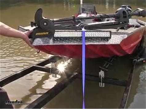 jon boat trailer bunks ce smith roller bunks for boat trailers 6 rollers each
