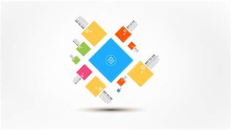 Business Letter Format Prezi business squares prezi template prezibase