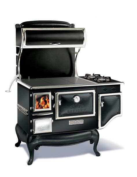 elmira appliances kitchen reproduction gas cook stoves fireview 1842 g dual fuel wood propane cookstove