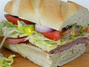Sub Sandwich Italian Sub Sandwich The Feeding Frenzy Cooking With Curls