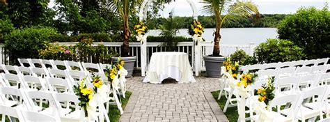 oceanfront wedding venues in new club estate island s beachfront wedding destination