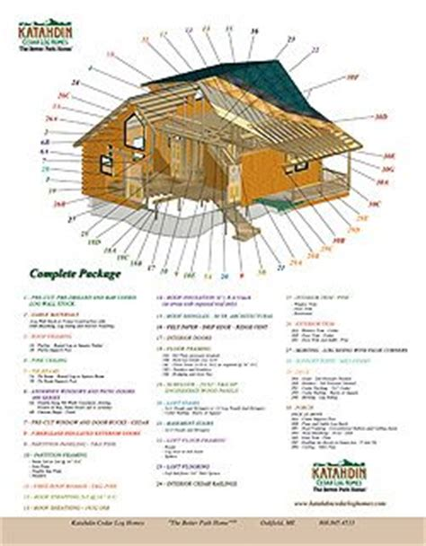 inside your log home kit package log cabin designs and
