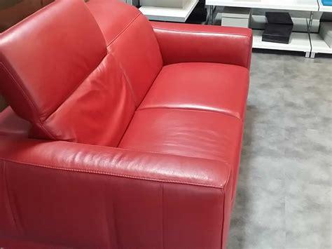 divani pelle prezzi outlet divano in pelle prezzo outlet
