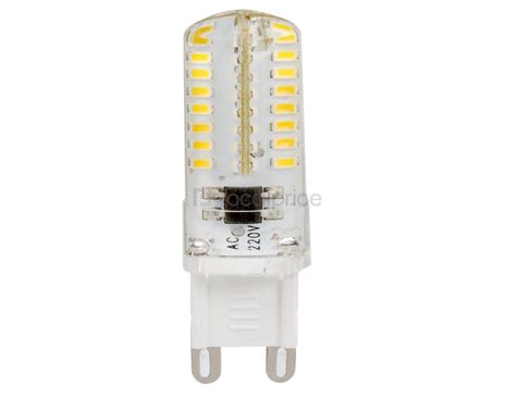 g9 3014 64l 110 220v g9 3w 64 x 3014smd warm white led