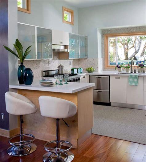 functional  shaped kitchen design ideas rilane