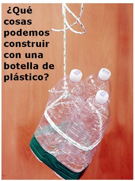 cosas que se pueden hacer con botellas enrhedando manualidades