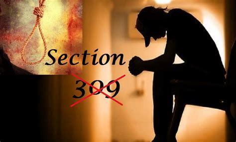 ipc section 332 attempt to suicide is no longer a crime in india modi