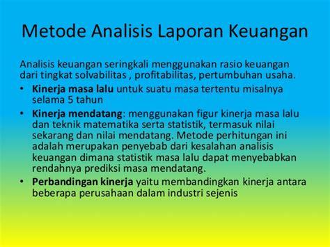 Analisis Laporan Keuangan Hery analisis laporan keuangan