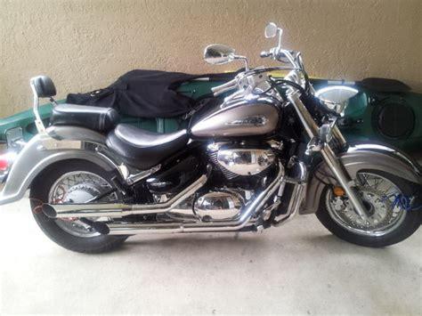 motorcycle suzuki volusia 800cc year 2004