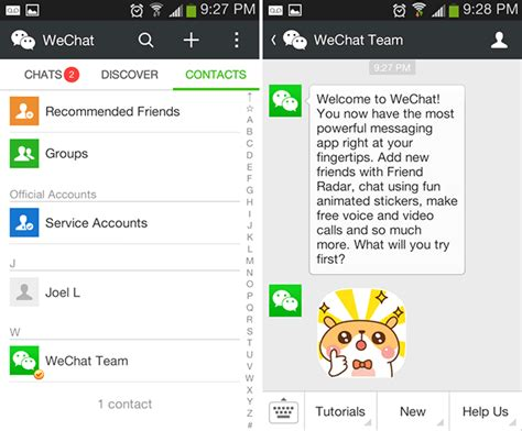 wechat for android how to use facetime on android phone techykeeday