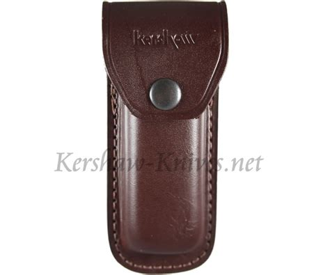 kershaw blur sheath kershaw brown leather sheath 1050l