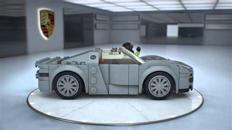 lego porsche 918 porsche 918 spyder lego speed chions 75910