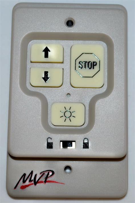 Garage Door Opener Vacation Mode Challenger Allstar Allister 110838 Mvp Garage Door Opener