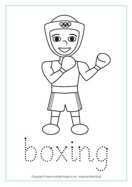 Pensil Alis Fifa boxing word tracing