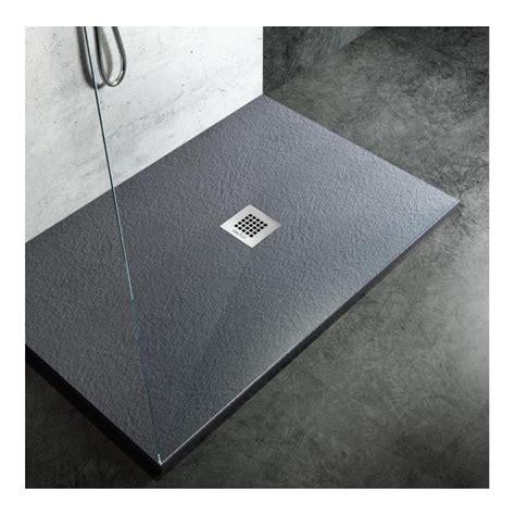 piatto doccia 130x80 piatto doccia in marmo resina ardesia su misura diversi
