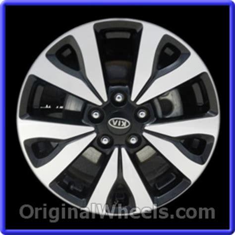Kia Rondo Tire Size 2012 Kia Rondo Rims 2012 Kia Rondo Wheels At