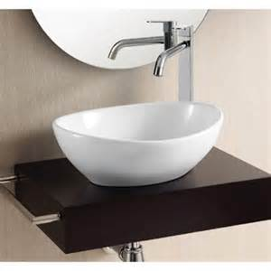 bathroom sink caracalla by nameeks ca4047 bathroom sink white