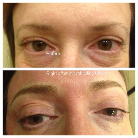 semi permanent tattoo 6 months 17 best images about microblading eyebrows by julie nguyen