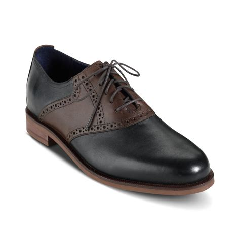 cole haan shoes cole haan saddle shoes in black for black