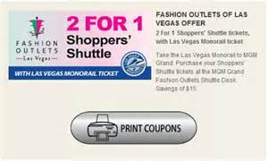 The las vegas monorail partnered up with some of the best vegas