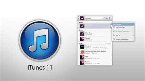 i t apple s itunes 11 new improvments in the version