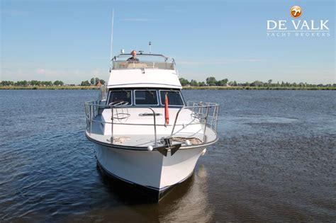 valk yachting loosdrecht lehmann 1200 fly motorboot te koop jachtmakelaar de valk