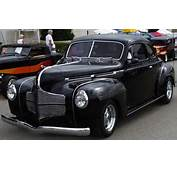 1940 Dodge Coupe Pictures  The HAMB