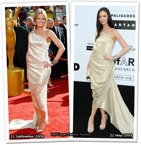 Who Wore Marchesa Better Morrison Or Snow by Who Wore Marchesa Better Morrison Or Georgina