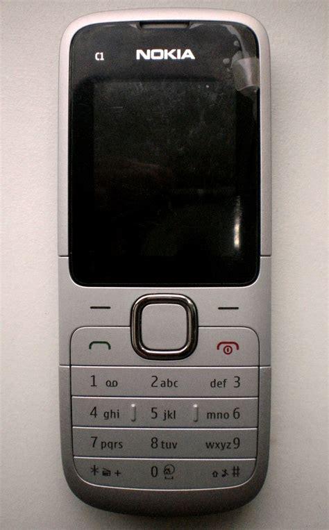 Casing Nokia C1 1 nokia c1 01