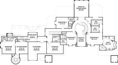 castle style house floor plans modern castle homes castle