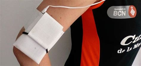 diy sock phone armband how to make a simple no sew workout armband for your phone