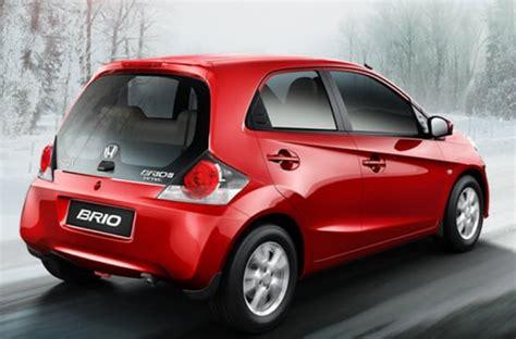 honda brio smt features honda brio car with impressive looks