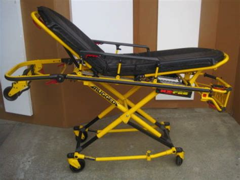rugged stretcher used stryker mx pro rugged stretcher for sale dotmed listing 1227675