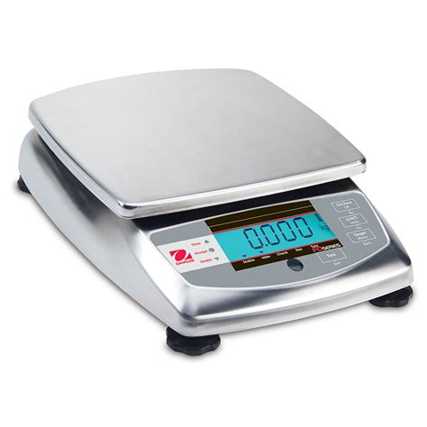 bench scale ohaus fd series