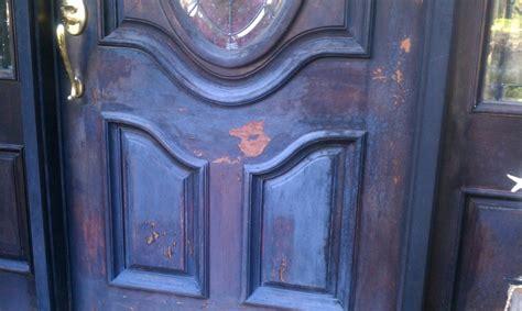 Refinishing Exterior Wood Door Refinishing Exterior Wood Door General Discussion Contractor Talk