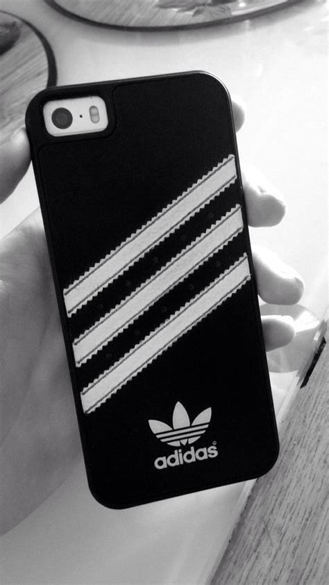 Cover Adidas Black adidas iphone 6 6 plus sports bumber back slim