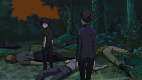 darker than black ending darker than black 25 end random curiosity