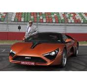 India's First SuperCar – DC Avanti Launched At 3593 Lac Sales