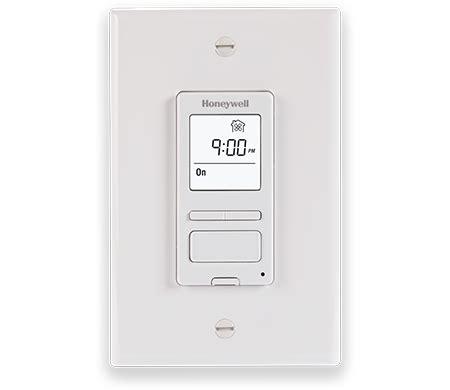 digital bathroom fan control panel | honeywell