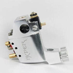 best rotary tattoo machine new top quality silver stigma rotary hyper machine