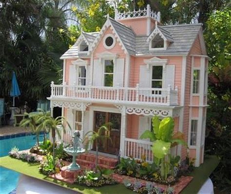 outside doll house the coral island house doll house in outdoor pinterest
