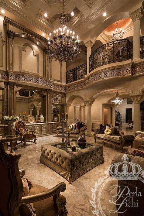 living room space perla lichi design elegant rooms