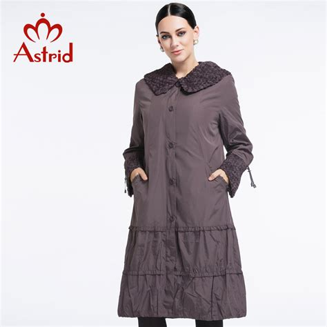 astrid 2016 new high quality astrid 2015 new fashion casual s trench coat