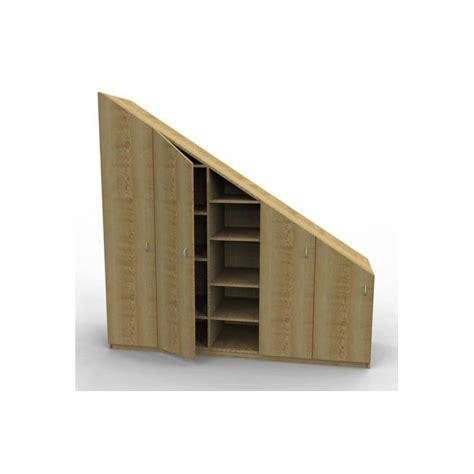 rangement sous 騅ier cuisine meuble sous escalier castorama maison design modanes com