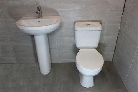 Bathroom Toilet And Sink Set Modern Bathroom Cloakroom 4 Suite Wc Toilet Cistern