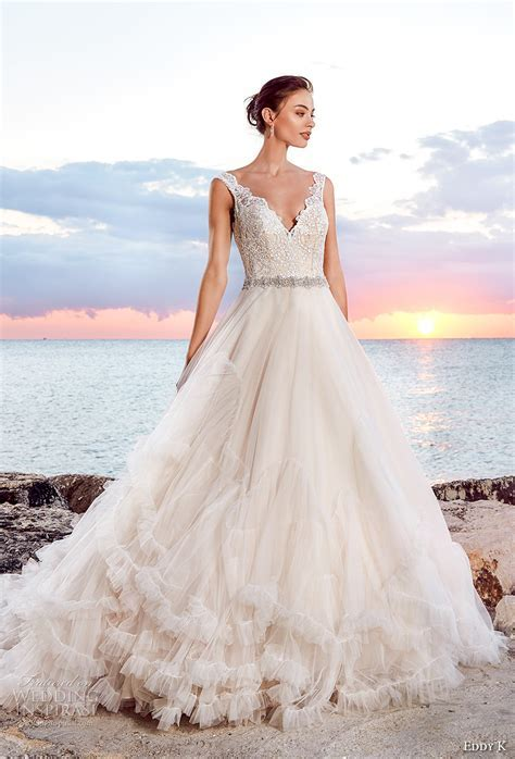50 Best Models of Princess Wedding Dresses 2018   Sposa 21