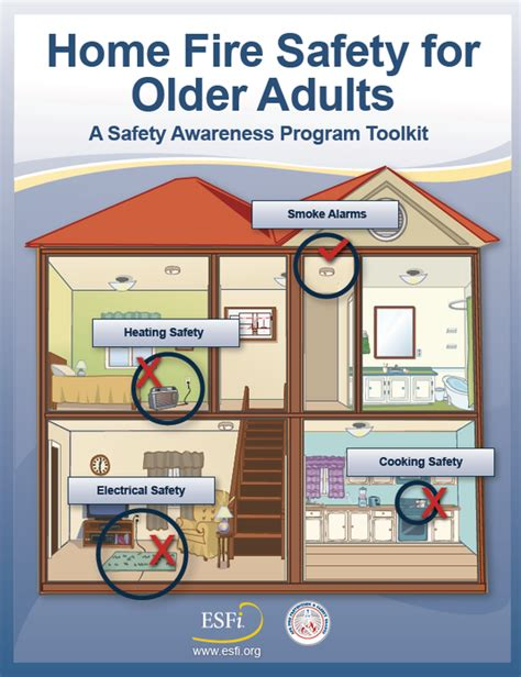esfi home safety for adults safety awareness